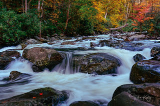 Great Smoky Mountain National Park, The Smokies, Rivers, Fall Color, Autumn, Autumn Color, landscape photography