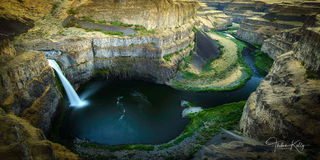 Palouse Falls, waterfall