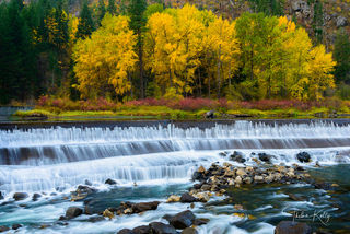 weir, Leavenworth, Washington