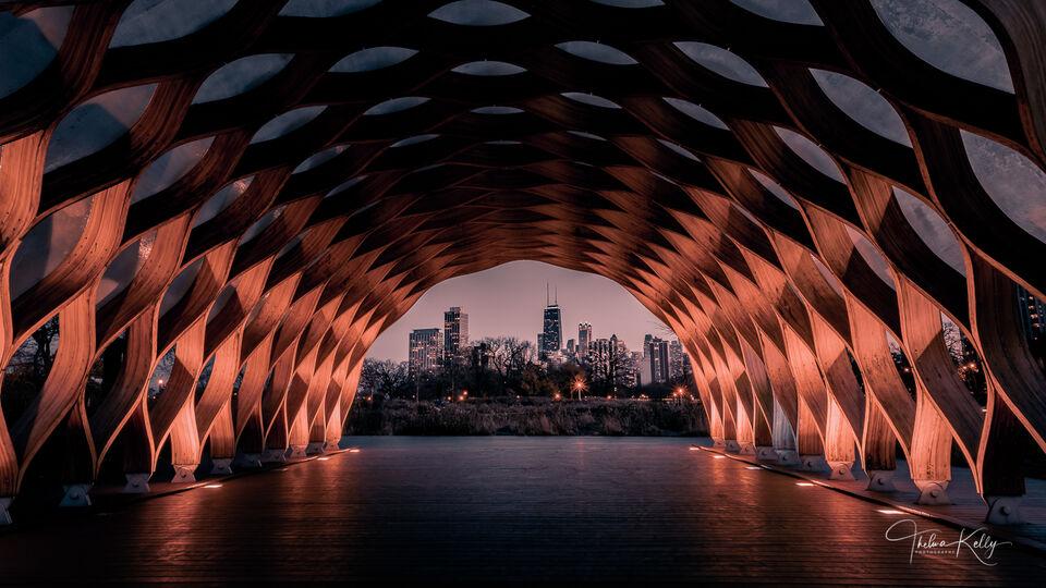 Chicago Frame of Mind print