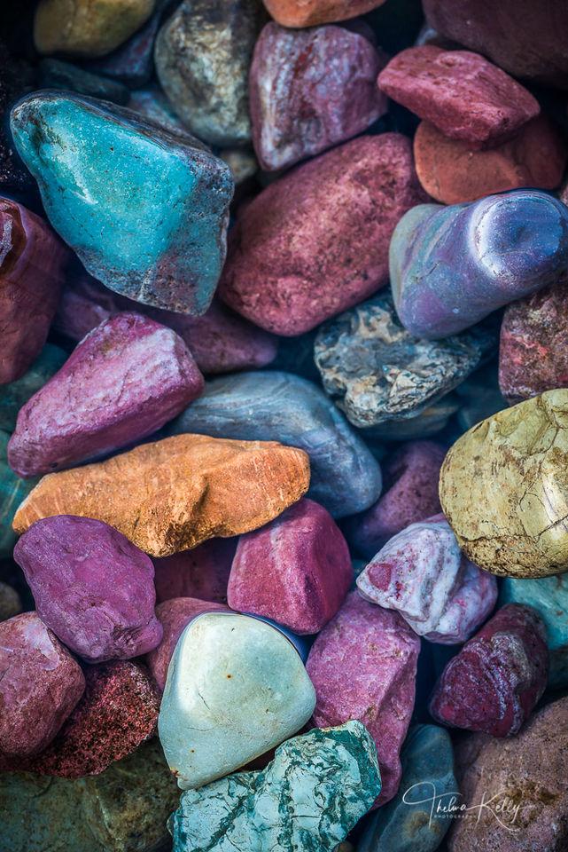 Pile Of Rocks print