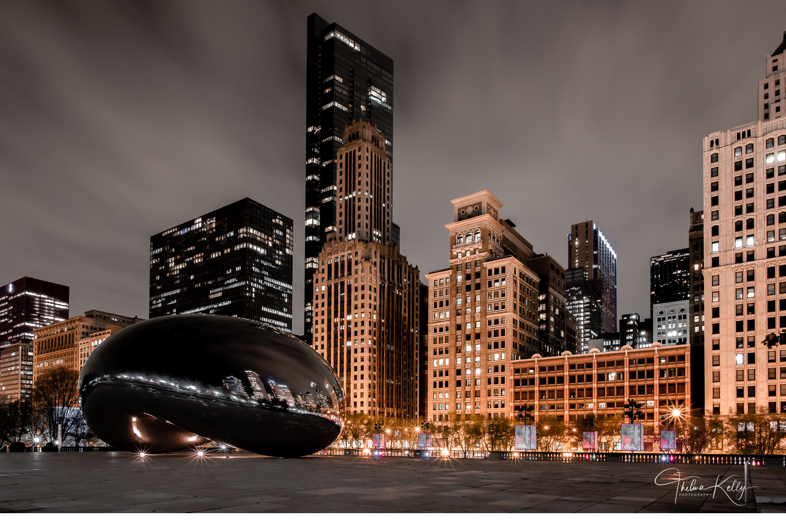 A Limited Edition of 50 One of Chicago's most recognizable and iconic locations, Cloudgate, also affectionately known as The...