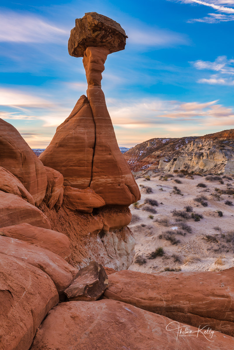 Utah, hoodoo, ancient land, landscape, photo